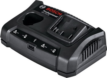 Зарядное утройство Bosch GAX 18 V-30 1600 A 011 A9 bosch 1600 a 00159