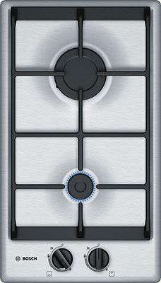 Фото Встраиваемая газовая варочная панель Bosch. Купить с доставкой