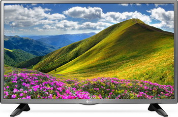 LED телевизор LG 32 LJ 600 U led телевизор lg 27 tk 600 v wz