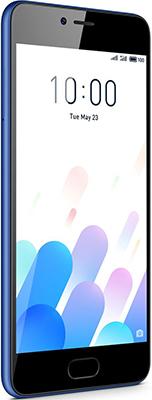 Мобильный телефон Meizu M5c 16 Gb синий