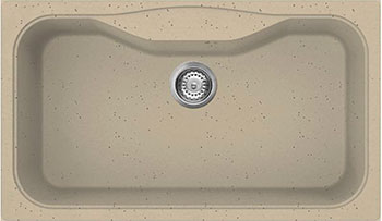 Кухонная мойка OMOIKIRI Maru 86-СH Tetogranit/шампань (4993242)