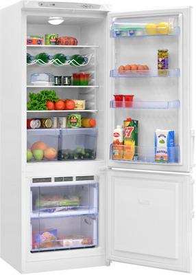 Двухкамерный холодильник Норд DRF 112 WSP A  холодильник nord drf 110 isp двухкамерный серебристый