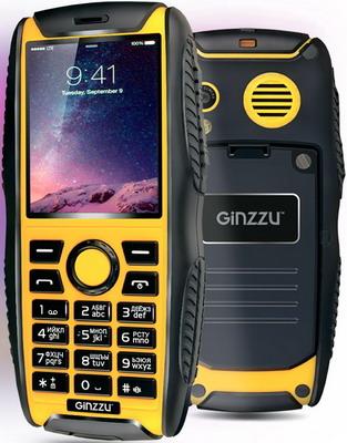 Мобильный телефон Ginzzu R 41 D ginzzu s5050