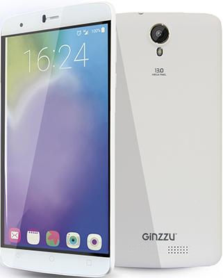 Мобильный телефон Ginzzu ST 6120 белый мобильный телефон ginzzu r12 белый