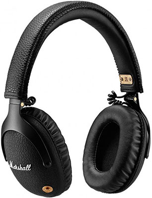 Наушники Marshall Monitor Bluetooth Black bluetooth гарнитуры