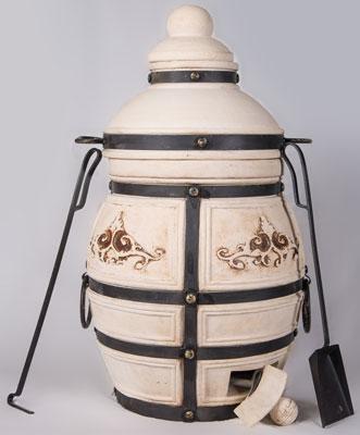 Тандыр Технокерамика Аполон тандыр технокерамика степной керамический