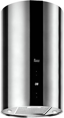 Вытяжка купольная Teka CC 480 STAINLESS STEEL new safurance 200w 12v loud speaker car horn siren warning alarm stainless steel home security safety