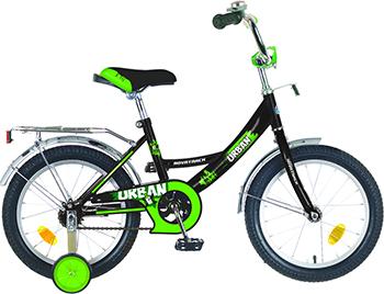 Велосипед Novatrack 14'' URBAN чёрный 143 URBAN.BK8 велосипед novatrack boister 12 2015 blue 125boister bl5
