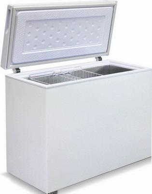 Морозильный ларь Бирюса 285 VK морозильный ларь бирюса 200vz