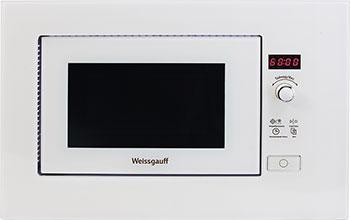Встраиваемая микроволновая печь СВЧ Weissgauff HMT-203 lg mb65w95gih white свч печь с грилем