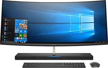 купить Моноблок HP Envy 34 34-b 100 ur (4JQ 65 EA) Silver онлайн