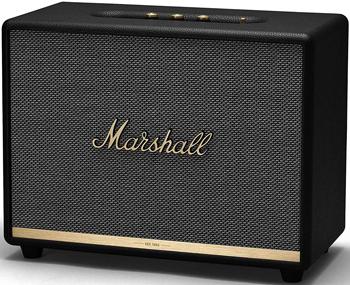 Портативная колонка Marshall Woburn II Black портативная колонка marshall acton black