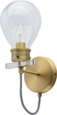 Бра MW-light Атмосфера 699020501 1*5W Е14 220 V 1 5w waterproof solar motion led gutter light fence lamp for garden yard