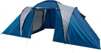 Палатка кемпинговая TREK PLANET Toledo Twin 6 70118 кемпинговая палатка trek planet indiana 4 70112