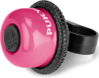 Звонок Puky G 20 9855 pink розовый аксессуары для велосипедов и самокатов puky подставка fs lr ride для беговелов lr ride