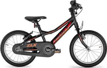 Велосипед Puky ZLX 16-1F Alu 4273 black чёрный puky puky велосипед 2 х колесный crusader 24 3 alu light black 24 черный