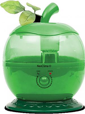 Увлажнитель воздуха Neoclima NHL-260 A (зеленый) увлажнитель воздуха neoclima nhl 260 a 2 6 л