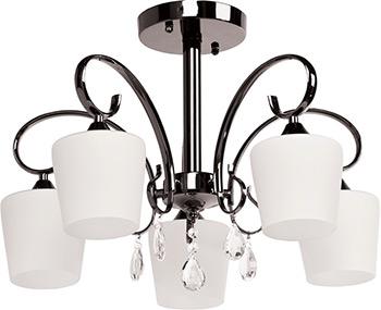 Купить Люстра подвесная MW-light, Блеск 315011205 5*60 W E 27 220 V, Китай