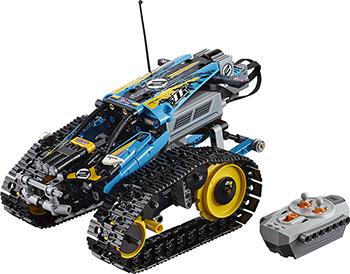 Конструктор Lego TECHNIC Скоростной вездеход с ДУ 42095 конструктор lego technic 42065 скоростной вездеход с ду 1шт