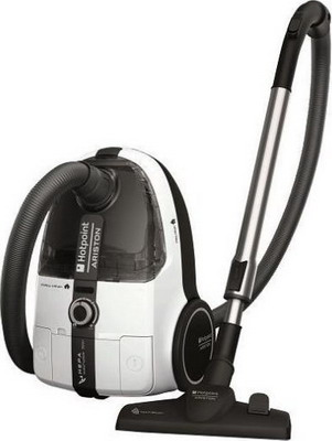 Пылесос Hotpoint-Ariston SL C 10 BCH пылесос с контейнером hotpoint ariston sl m07 a4h