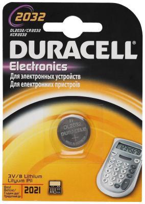 Батарейка Duracell CR 2032 аккумулятор таблеточного типа tianqiu 5pcs lr44 cr2032 3v cr 2032 gm246