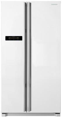Холодильник Side by Side Daewoo FRNX 22 B4CW холодильник side by side samsung rs552nrua9m