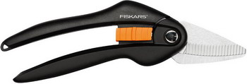 Секатор FISKARS SingleStep P 28 (SP 28) 111280 секатор контактный fiskars singlestep p25 111250