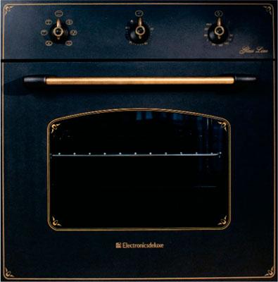 Встраиваемый электрический духовой шкаф Electronicsdeluxe 6006.03 эшв - 009 встраиваемый электрический духовой шкаф smeg sf 4120 mcn