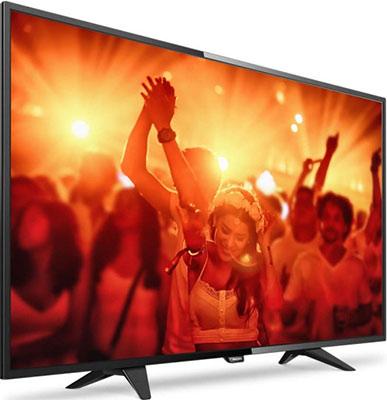 LED телевизор Philips 32 PFT 4101 телевизор philips 55pus7809