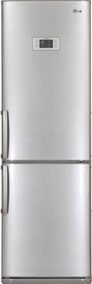 Двухкамерный холодильник LG GA-B 409 ULQA холодильник с морозильной камерой lg ga b409uqda