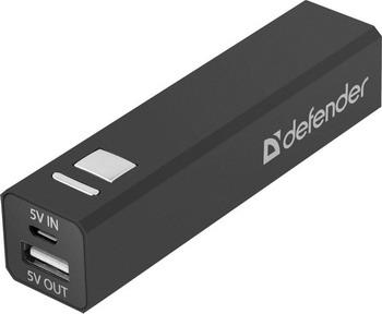 все цены на Зарядное устройство портативное универсальное Defender Lavita 2200 mAh 83630 онлайн