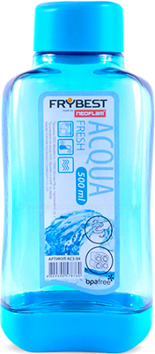 Бутылка Frybest AC3-04 Fresh 500 ml Голубая
