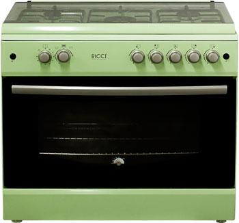 Газовая плита Ricci RGC 9000 LG ricci rgc 6030 bl