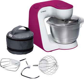 где купить Кухонная машина Bosch MUM 54 P 00 StartLine дешево