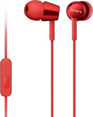 Наушники Sony MDR-EX 150 AP красный спот дубравия анри 150 11 12 2