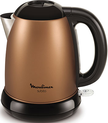 Чайник электрический Moulinex BY 540 F 30 медный