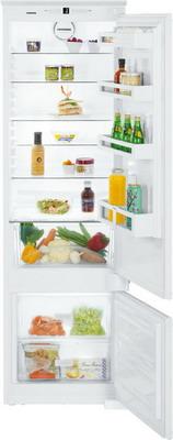 Встраиваемый двухкамерный холодильник Liebherr ICS 3234 встраиваемый двухкамерный холодильник liebherr icbp 3266 premium