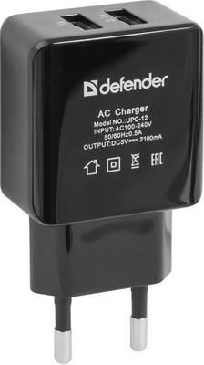 Сетевое зарядное устройство+универсальный DATA кабель Defender от Холодильник