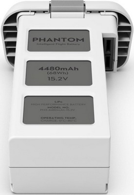 Аккумулятор DJI Battery LiPo 15.2V 4480 mAh 4s for Phantom 3 elite bohemia original classic 110 110 8 41