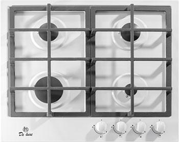 Встраиваемая газовая варочная панель DeLuxe TG4 750231 F - 073 источник питания для базового блока grohe f digital deluxe 42429000