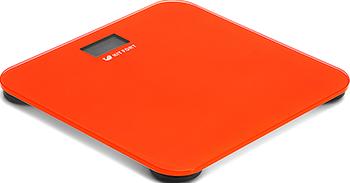 Весы напольные Kitfort КТ-804-5 оранжевые весы напольные kitfort кт 804 4
