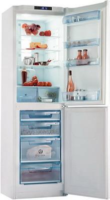 Фото - Двухкамерный холодильник Позис RK FNF-174 белый двухкамерный холодильник hitachi r vg 472 pu3 gbw