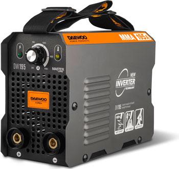 Сварочный аппарат Daewoo Power Products DW 195 сварочный аппарат daewoo dw 160 mma