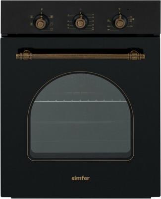 Встраиваемый электрический духовой шкаф Simfer B4EL 16017 встроенная техника page 5