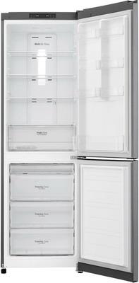 Двухкамерный холодильник LG GA-B 419 SLJL графит холодильник lg ga b429smcz silver