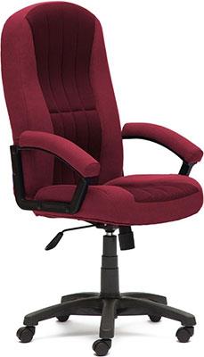 Кресло Tetchair СН888 (ткань/сетка бордо/бордо 2604/13) сн888 mebelvia