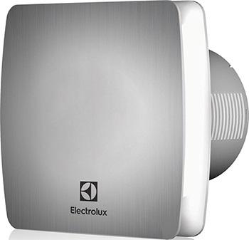 Вентилятор вытяжной Electrolux Argentum EAFA-120 T с таймером вентилятор вытяжной electrolux argentum eafa 100t 15 вт серебристый
