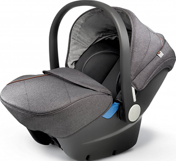 Автокресло Silver Cross Simplicity Car Seat - Granite SX 412.GRSI