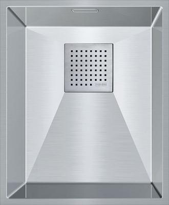 Кухонная мойка FRANKE PKX 110-34 3 5''под ст эксц 122.0158.197 franke kbx 110 34 нерж сталь зеркальная