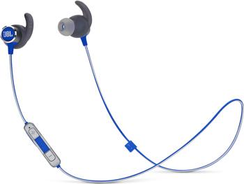 BT Наушники-гарнитура (вкладыши) JBL Reflect Mini2 голубой JBLREFMINI2BLU цена
